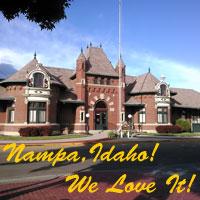 We Love Nampa!